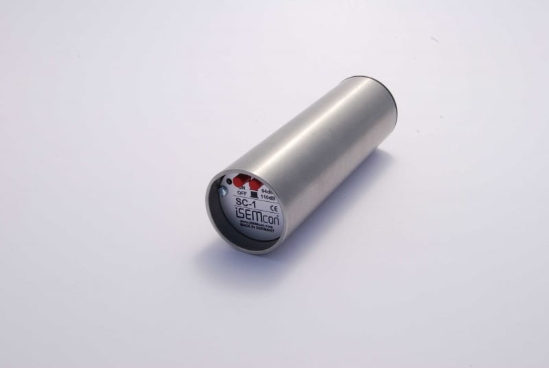 Isemcon SC-1 Acoustical Calibrator