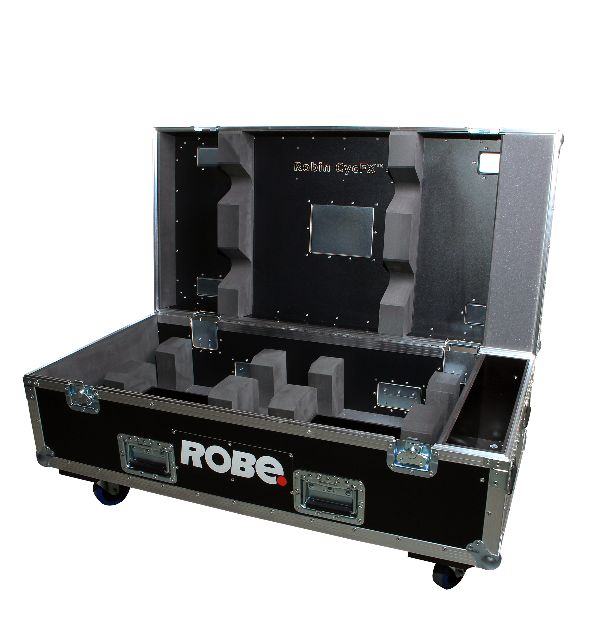 Robe Quad Top Loader Case CycFX 4™