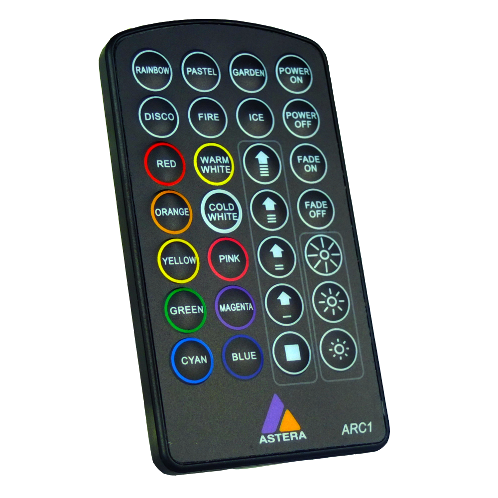 Astera ARC1 Infrared Remote Control