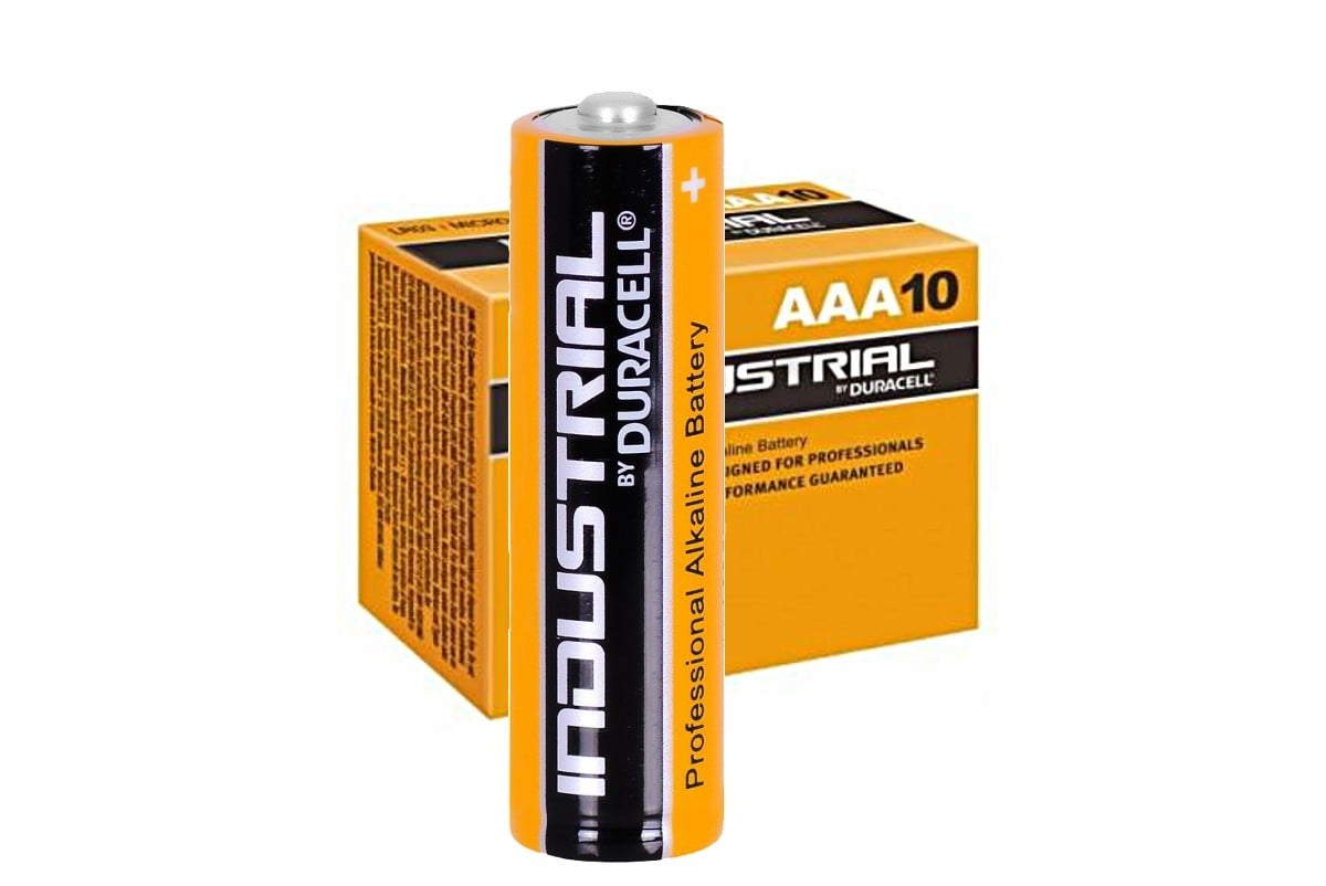Duracell Industrial AAA LR3 (10τμχ)