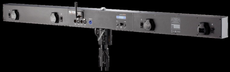 SRS Lighting DDP-BAR-6 Portable Dimmer Bar