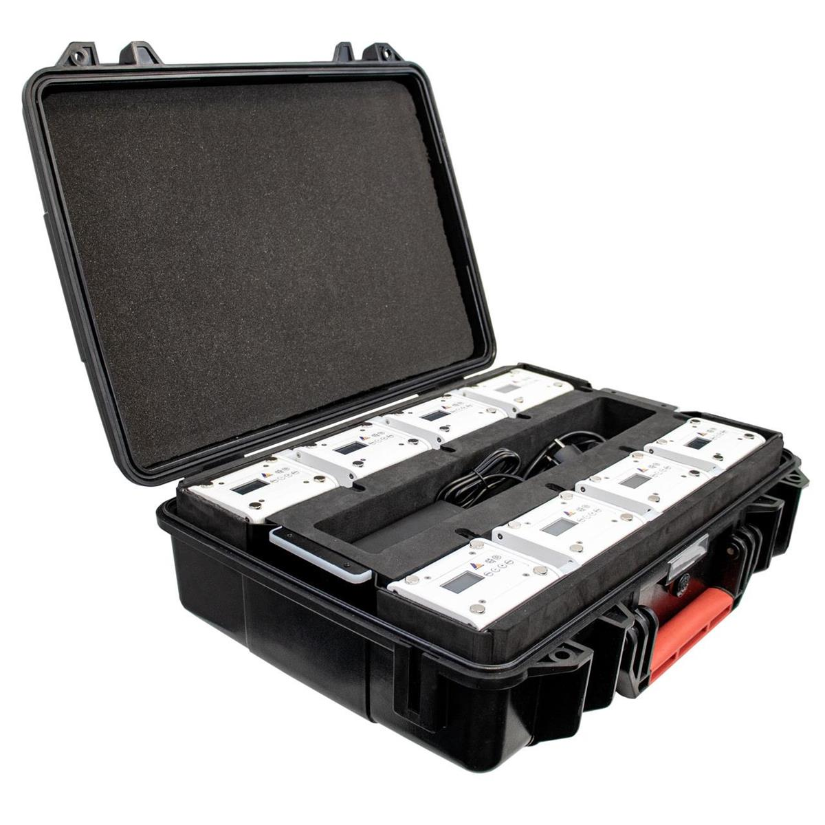 Astera FP5-PS-Set (8x) PowerStation Set with Case