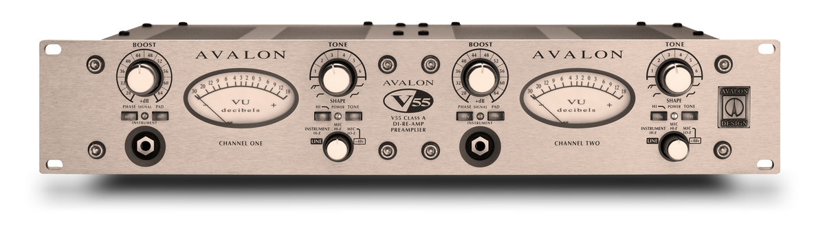 Avalon Design V55