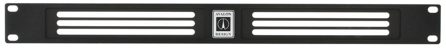 Avalon VP-1 1U Vent and Spacer Panel