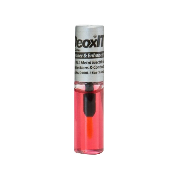 CAIG DeoxIT® D-Series D100L Mini-Brush Applicator