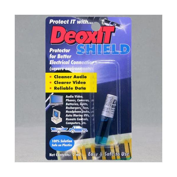 CAIG DeoxIT ® Shield S100L Mini-Brush Applicator
