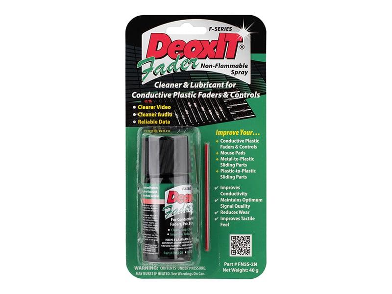 CAIG DeoxIT® F5 Faderlube Mini-Spray