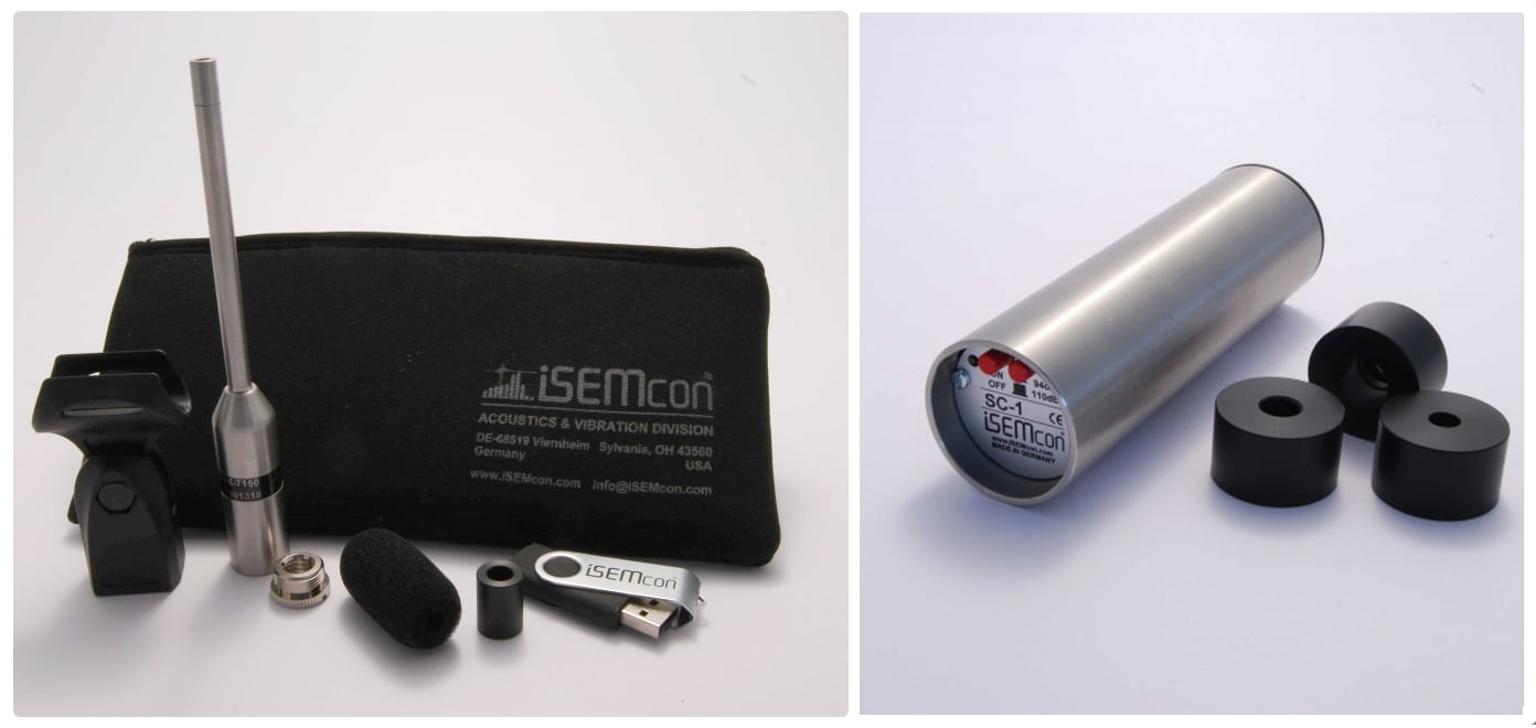 Isemcon EMX-7150-CF1/SC measurement kit