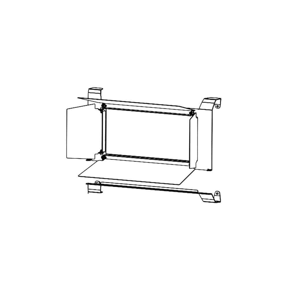 Robe Barndoor Module Strobe IP/Divine 60 UV
