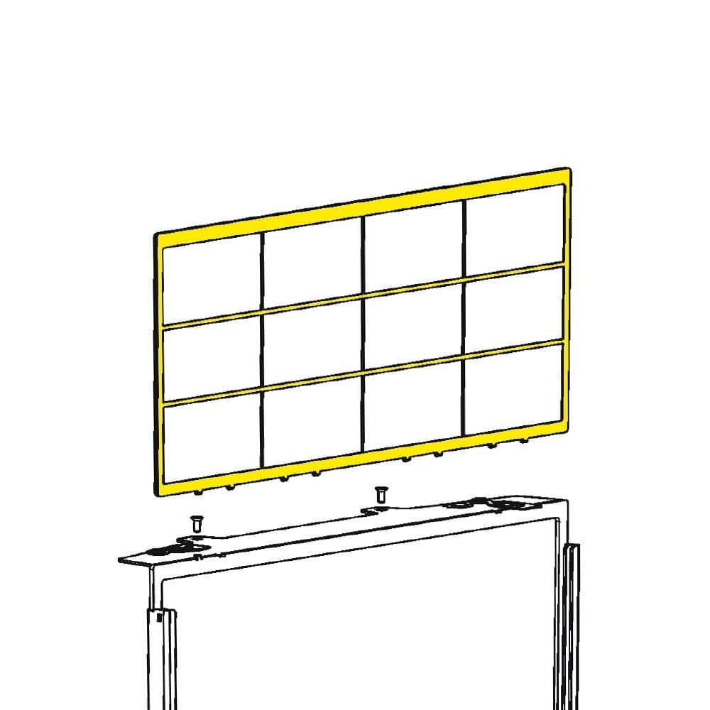 Robe Gel Frame for ROBIN Strobe, ColorStorbe, Strobe Lite, ColorStrobe Lite
