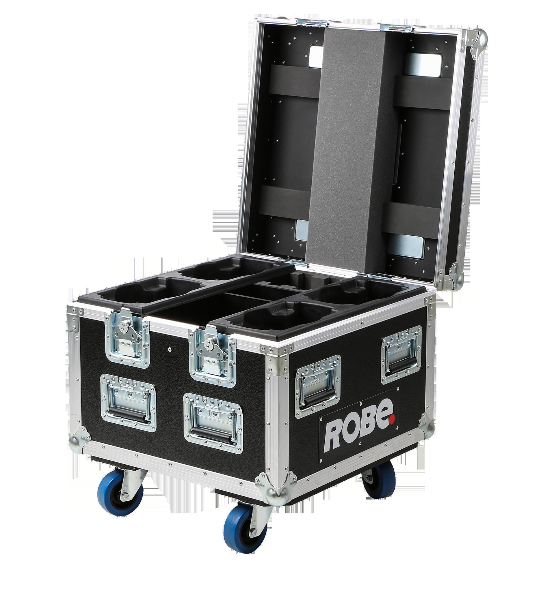Quad Top Loader Case ROBIN LEDBeam 350™