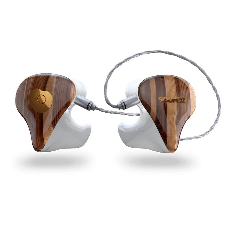 Soundz Pure In-Ear Monitors 3 Δρόμων Custom Fit