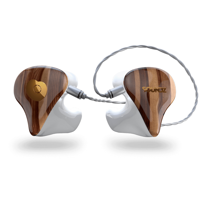Soundz Ultra In-Ear Monitors 4 Δρόμων Custom Fit