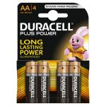 Duracell PLUS ALC AA (Blister 4 Τεμαχίων)