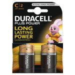 Duracell PLUS ALC C (Blister 2 Τεμαχίων)