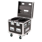 Robe Dual Top Loader Case Spiider®