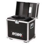 Robe Single Top Loader Case ROBIN Spiider