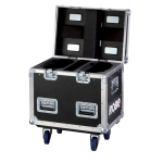 Robe Dual Top Loader Case LEDWash 600™