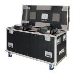 Robe Dual Top Loader Case ROBIN T2 Profile